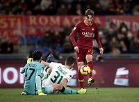 20181226 ROMA-CALCIO: LA ROMA BATTE IL SASSUOLO 3-1 ALL'OLIMPICO