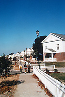 UNDATED..Assisted Housing..Oakleaf Forest...CAPTION...NEG#.NRHA#..