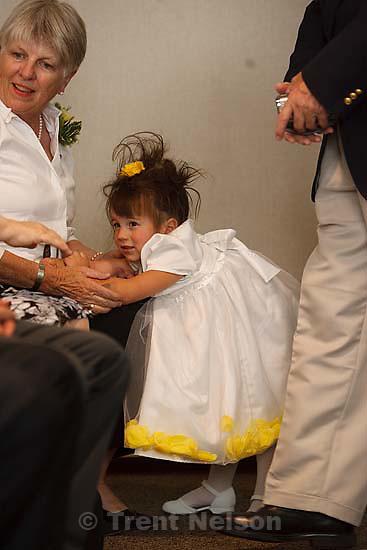 Maddie Quayle, Dave Scott wedding.Monday August 3, 2009 in South Jordan. elena zambrano, madeline quayle