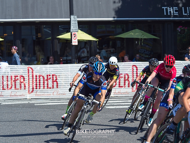OLYMPUS DIGITAL CAMERA The 2017 Air Force Association Cycling Classic Women's Elite Cat Pro 1-2 bicycle race held on June 10, 2017 in Arlington, VA.