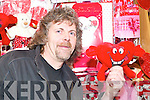 SMOOCHO SPENDING: Are men the more romantic spenders than women? Tom Kelly of T&T Celebrations Listowel, who says sales of Valentines treats are increasing each year, with men being the prominent customers.   Copyright Kerry's Eye 2008