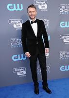 11 January 2018 - Santa Monica, California - Chris Hardwick. 23rd Annual Critics' Choice Awards held at Barker Hangar. <br /> CAP/ADM/BT<br /> &copy;BT/ADM/Capital Pictures