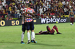 Deportes Tolima igualó 2-2 ante Deportes Tolima. Fecha 6 Cuadrangulares Liga II-2019.
