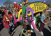 Fayetteville Mardi Gras Parade of Fools