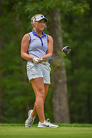 Erica Shepherd (a) (USA) watches her tee shot on 11 during round 2 of the U.S. Women's Open Championship, Shoal Creek Country Club, at Birmingham, Alabama, USA. 6/1/2018.<br /> Picture: Golffile | Ken Murray<br /> <br /> All photo usage must carry mandatory copyright credit (&copy; Golffile | Ken Murray)
