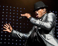 Sunday, March 1, 2009--Ne-Yo performs to a sold-out crowd at the Fox Theater..Sarah Conard | freelance