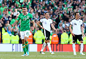 June 11th 2017, Dublin, Republic Ireland; 2018 World Cup qualifier, Republic of Ireland versus Austria;  Jonathan Walters of Ireland after scoring his sides equaliser