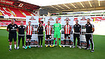 Sheffield Utd Community Foundation during the 2016/17 Photo call at Bramall Lane Stadium, Sheffield. Picture date: September 8th, 2016. Pic Simon Bellis/Sportimage