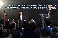 BRASÍLIA, DF, 26.04.2017 – ALCKMIN-DF – O governador de São Paulo Geraldo Alckmin durante abertura do IV Encontro dos Municípios com o Desenvolvimento Sustentável, organizado pela Frente Nacional de Prefeitos,  na manhã desta quarta-feira, 26, no Estádio Nacional Mané Garrincha. (Foto: Ricardo Botelho/Brazil Photo Press)