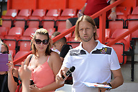 Jay during Stevenage vs Tranmere Rovers, Sky Bet EFL League 2 Football at the Lamex Stadium on 4th August 2018