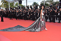 Winnie Harlow<br /> CANNES, FRANCE - MAY 15: Arrivals at the screening of 'Solo: A Star Wars Story' during the 71st annual Cannes Film Festival at Palais des Festivals on May 15, 2018 in Cannes, France. <br /> CAP/PL<br /> &copy;Phil Loftus/Capital Pictures