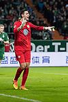 11.02.2018, Weserstadion, Bremen, GER, 1.FBL, SV Werder Bremen vs VfL Wolfsburg<br /> <br /> im Bild<br /> Koen Casteels (VfL Wolfsburg #01),  <br /> <br /> Foto &copy; nordphoto / Ewert