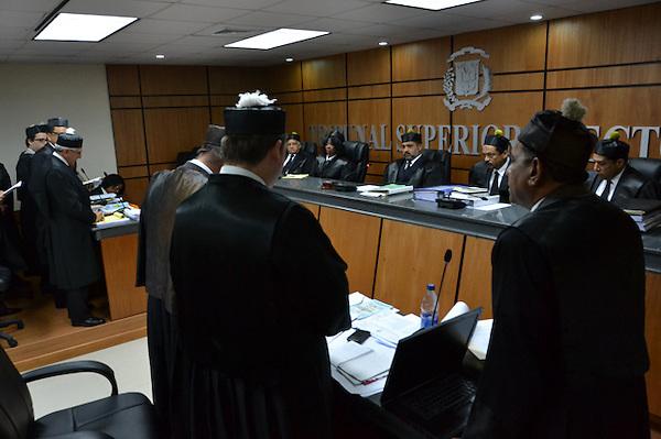Recurso de Amparo Miembros del PRD Inclusi&oacute;n Comit&eacute; Ejecutivo Nacional.<br /> Ariel D&iacute;az-Alejo/acento.com.do<br /> 15/07/2013.