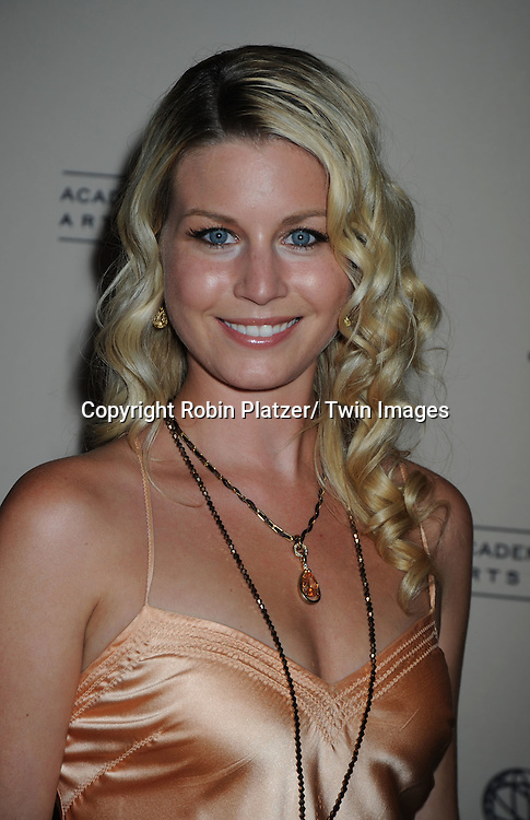 Stephanie Gatschet  attending  The TV Academy's Programming Peer Group cocktail Reception in honor of the 2010 nominees on June 24, 2010 at the SLS Hotel in Beverly Hills in California . .Robin Platzer/ Twin Images