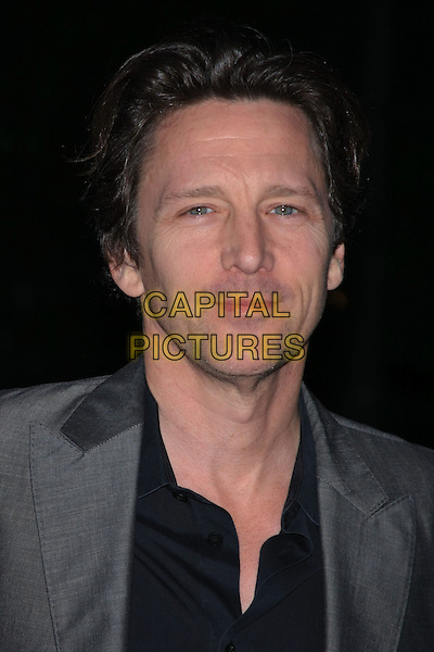 ANDREW McCARTHY.Attend the 9th Annual Tribeca Film Festival Vanity Fair Party held at the New York State Supreme Courthouse, New York, NY, USA.              .April 20th, 2010.headshot portrait black grey gray.CAP/LNC.©TOM/LNC/Capital Pictures.