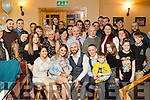 New Arrival<br /> ----------------<br /> Tralee couple, Claire Lee&amp; Darren Stack Christened their new baby Jacob last Saturday in St Brendans church, Ardfert by Fr Liam Comber and after to a family celebration in McElligot's bar in the village.