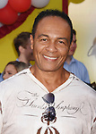 WESTWOOD, CA - AUGUST 09: Musician/actor Ray Parker Jr. arrives at the Premiere Of Sony's 'Sausage Party' at Regency Village Theatre on August 9, 2016 in Westwood, California.
