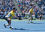 Bryan Brothers Go three Sets