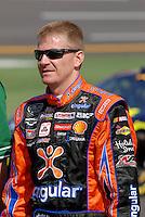 Apr 28, 2007; Talladega, AL, USA; Nascar Nextel Cup Series driver Jeff Burton (31) during qualifying for the Aarons 499 at Talladega Superspeedway. Mandatory Credit: Mark J. Rebilas