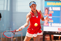 Chinese Wang Qiang during Mutua Madrid Open Tennis 2017 at Caja Magica in Madrid, May 06, 2017. Spain.<br /> (ALTERPHOTOS/BorjaB.Hojas) /NORTEPHOTO.COM