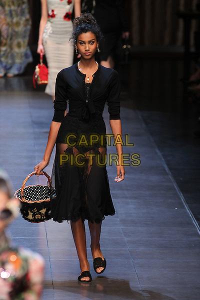 DOLCE GABBANA br    Milan Fashion Week 8dd3f058952
