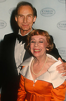 Sid Caesar, Imogene Coca, 1993, Photo By Michael Ferguson/PHOTOlink