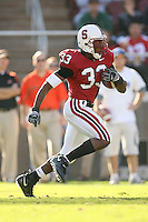 18 November 2006: Jason Evans during Stanford's 30-7 loss to Oregon State at Stanford Stadium in Stanford, CA.