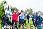 At the Castleisland Coursing Meeting in Cahill Park, Castleisland on Monday
