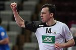 24th Mens Handball World24th World  Championship, Qatar 2015, match for the 7th place, slovenia