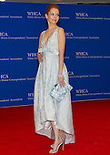 Darby Stanchfield arrives for the 2015 White House Correspondents Association Annual Dinner at the Washington Hilton Hotel on Saturday, April 25, 2015.<br /> Credit: Ron Sachs / CNP