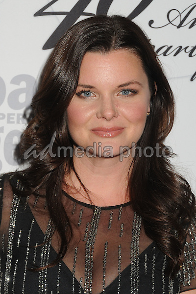 24 February 2016 - Hollywood, California - Heather Tom. Soap Opera Digest's 40th Anniversary Event held at The Argyle Hollywood. Photo Credit: Byron Purvis/AdMedia