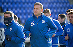 St Johnstone Training….17.02.17<br />Brain Easton pictured during training this morning at McDiarmid Park ahead of tomorrow's trip to Dingwall<br />Picture by Graeme Hart.<br />Copyright Perthshire Picture Agency<br />Tel: 01738 623350  Mobile: 07990 594431