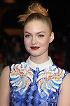 Holliday Grainger  at the  BFI London Film Festival Closing Gala 'Great Expectations' at the.. Odeon Leicester Square, London - October 21st 2012 Picture By: Brian Jordan / Retna Pictures.. ..-..