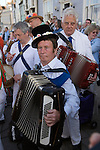 Morris dancing. The Thaxted Morris Ring. Thaxted, Essex England. 2006