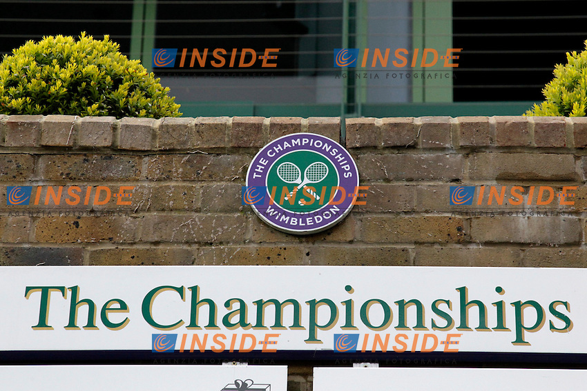 All England Lawn Tennis Club - Wimbledon .Londra 6/5/2012.Foto Insidefoto / Marine Andrieux / Panoramic.ITALY ONLY