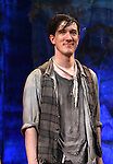 Carson Elrod.during the Broadway Opening Night Performance Curtain Call for 'Peter And The Starcatcher' at the Brooks Atkinson Theatre on 4/15/2012 in New York City.