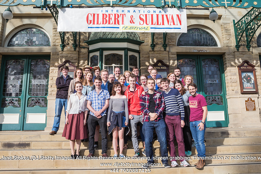 York University Gilbert and Sullivan Society &quot;The Gondoliers&quot; 14:30 on Monday 7 August 2017<br /> <br /> 24th International Gilbert &amp; Sullivan Festival, Harrogate, North Yorkshire 04-20 August 2017 Photo by Jane Stokes