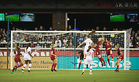 San Jose, Ca - Sunday, November 12, 2017: The USWNT defeats Canada 3-1 in an international friendly at Avaya Stadium.