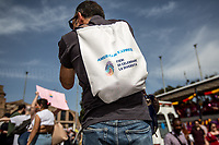 """Sponsors...<br /> <br /> Rome, 08/06/2019. Today, Hundreds of Thousands (700,000+ people for the organisers) of people took part in the annual """"Roma Pride"""" Parade organised by the """"Circolo di Cultura Omosessuale Mario Mieli"""". The LGBTQUI+ (Lesbian, Gay, Bisexual, Transgender, Queer or Questioning, and Intersex) parade marched from Piazza della Repubblica, Via Merulana, passed by the Colosseum and ended on the Fori Imperiali. <br /> <br /> For more information please click here: https://www.romapride.it/"""