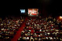 Roma, 1 Dicembre 2012.Testaccio teatro Vittora.Assemblea Cambiare si può, per l'alternativa verso le elezioni 2013.