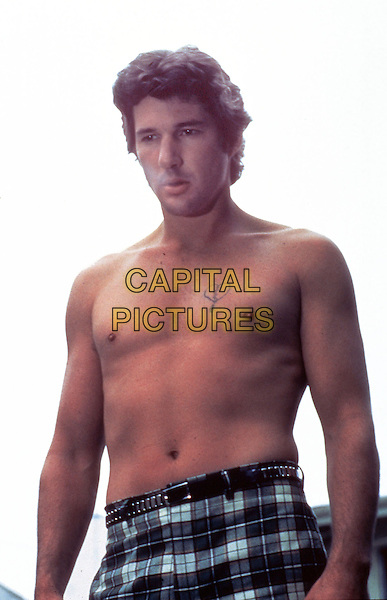 RICHARD GERE.in Breathless (1983).*Filmstill - Editorial Use Only*.CAP/STF/KHE.Supplied by Capital Pictures.