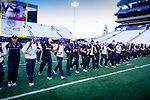 The University of Washington football team defeats Stanford University 44-6  in Seattle on September 29, 2016. (Photography by Scott Eklund/Red Box Pictures)