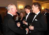 07 February 2019 - Prince Charles, Prince Of Wales meets actress Felicity Kendal and her sons Jacob Rudman and Charley Henley during the Prince's Trust Invest In Futures Reception at The Savoy Hotel in London. Over the past 13 years, The Princes Trusts 'Invest in Futures' event has encouraged donors to help disadvantaged young people into work, training or enterprise. Photo Credit: ALPR/AdMedia