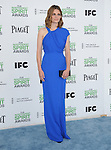 Stana Katic<br />  attends The 2014 Film Independent Spirit Awards held at Santa Monica Beach in Santa Monica, California on March 01,2014                                                                               &copy; 2014 Hollywood Press Agency