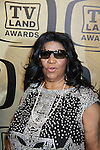 "Aretha Franklin receives the Ground Breaking Award at the 10th Anniversary of the TV Land Awards on April 14, 2012 to honor shows ""Murphy Brown"", ""Laverne & Shirley"", ""Pee-Wee's Playhouse"", ""In Loving Color"" and ""One Day At A Time"" and Aretha Franklin at the Lexington Armory, New York City, New York. (Photo by Sue Coflin/Max Photos)"