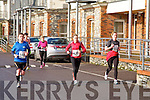 Kevin Stack, D McElligott, Niamh Mulcahy and Yvonne Bradley at the Valentines 10 mile road race in Tralee on Saturday.