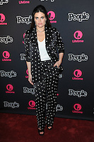 www.acepixs.com<br /> January 18, 2017  New York City<br /> <br /> Idina Menzel attending the premiere of Lifetime network&rsquo;s remake of Beaches at AMC Empire 25 on January 18, 2017 in New York City.<br /> <br /> Credit: Kristin Callahan/ACE Pictures<br /> <br /> <br /> Tel: 646 769 0430<br /> Email: info@acepixs.com