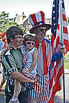 July 4th Celebration Costume, Cape May Point Parade