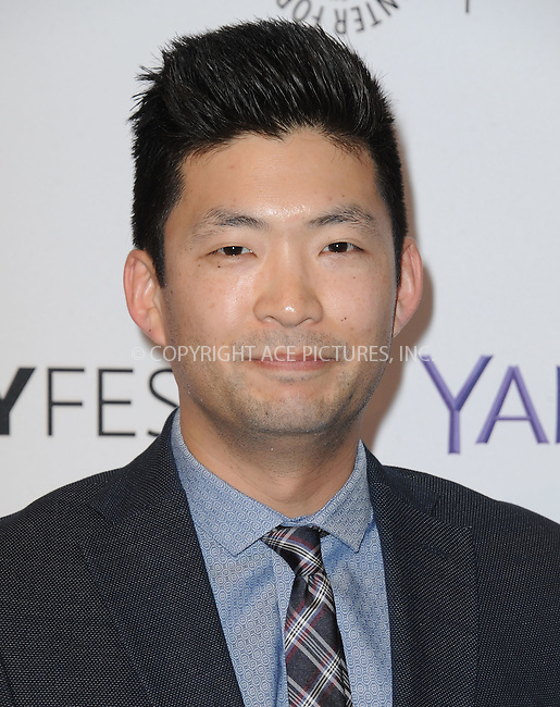 WWW.ACEPIXS.COM<br /> <br /> September 12 2015, LA<br /> <br /> Phil Yu attending the ABC Fall preview of 'Dr. Ken' at The Paley Center for Media in Beverly Hills, Ca.<br /> <br /> <br /> By Line: Peter West/ACE Pictures<br /> <br /> <br /> ACE Pictures, Inc.<br /> tel: 646 769 0430<br /> Email: info@acepixs.com<br /> www.acepixs.com