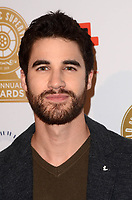 LOS ANGELES, CA - FEBRUARY 8: Darren Criss at the Guild of Music Supervisors Awards at Theater at the Ace Hotel in Los Angeles, California on August 8, 2018. Credit:<br />